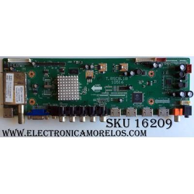 MAIN / SCEPTRE 1B1K2951 / T.RSC8-1B 10516 / T20111166-DC / 20111125173122_1B / PANEL `S LTA400HM20 / LTA400HM20-W02 / MODELO X405BV-FHD