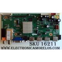 MAIN / SCEPTRE 1B1H1798 / T.RSC8.10A 11153 / PANEL LC320WXE-SBV2 / MODELO X322BV-HD