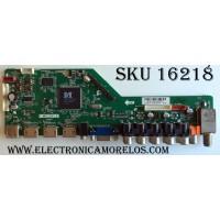 MAIN / ELEMENT SY13070-1 / T.MS3391.31 / 890-M00-03N15 / SDPUD1-13020256 / B13031068 / 20130308192831 / PANEL T320B6-P01-C06 VER:A4 / MODELO ELCFW329