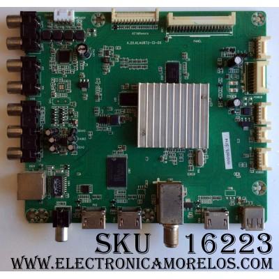 MAIN / RCA AE0010424 / 65120AE0010424-A3 / A.20.ALAU872-13-0X / 15401875 3714 / PANEL LSC650FJ03 / MODELO SLD65A55RQ