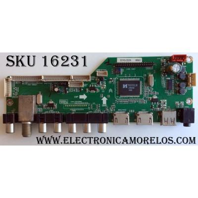 MAIN / RCA 65120RE01M3393LNA19-P6 / LD.M3393.B / 0310-Z02A / MK-RE01-140310-Z02A / 3393BI413001 / PANEL T650HVD02.1 / MODELO LED65G55R120Q 4507-LE65G55-P6