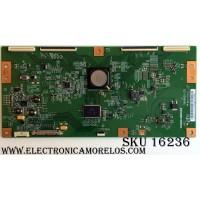 T-CON / RCA 2SKK51VTT / V645HQ1-CS1 / 2SKK51VTT3405D2QE03650 / MODELO ¨65¨