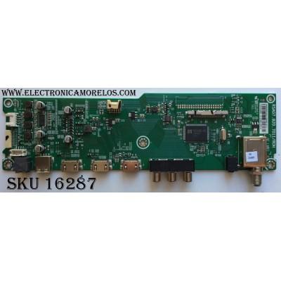 MAIN / INSIGNIA 218861/EH0710 / 222060 / RSAG7.820.7011/ROH / MODELO NS-55D420NA18 / PANEL HD550K3F82-TX