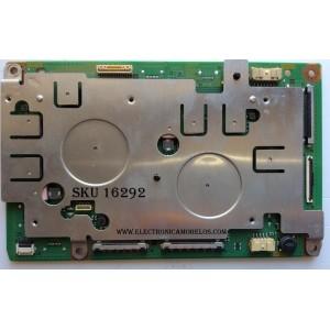DRIVER PARA T-CON / PANASONIC TNPA5950AB / TNPA5950 / TNPA59501FR / MODELO TC-65AX900U / PANEL PAV6531