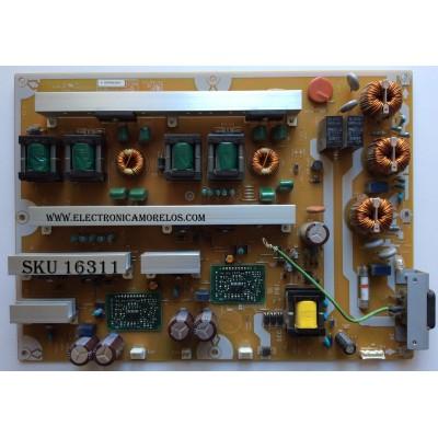 FUENTE DE PODER / SHARP RDENCA246WJQZ / MPF3930 / PCPF0209 / MODELOS LC-65D64U / LC-65SE94U / LC-C6554U