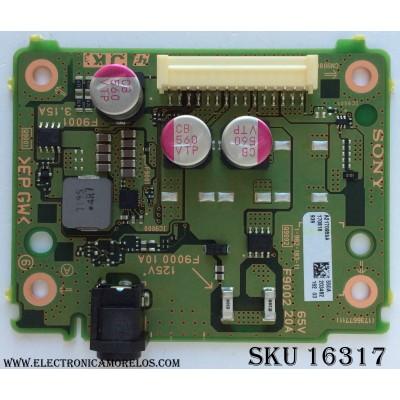 TARJETA JK3 / SONY A-2170-959-A / A2170959A / 550A / 1-982-183-11 / 173667711 / MODELO XBR-55X900E / PANEL YD7S550DND01B