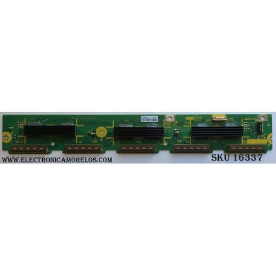 BUFFER / PANASONIC TXNSU1NYUU / TNPA5346 / PANEL MC165FJ1431 / MODELOS TC-65PST34 / TC-P65ST30 / TC-P65VT30 / TC-P65GT30