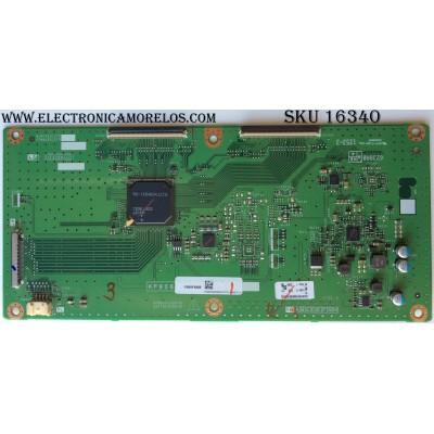 T-CON / SHARP DUNTKF908FM08 / F908FM08 / KF908 / RUNTK5015TP / CPWBX5015TP / DUNTKF908WE05 / QPWBXF908WJN1 / QKITPF908WJN1 / MODELO LC-70LE550U / LC-60LE550U / PANEL JE600D3GV2AZ