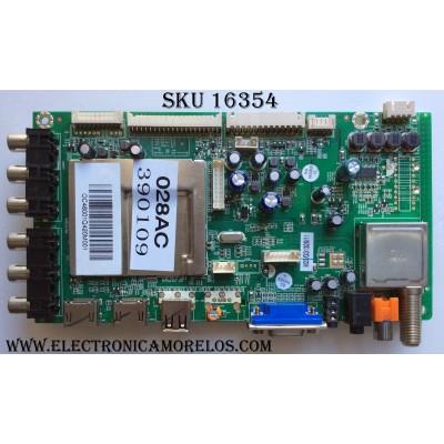 MAIN / PIONEER / PLE-3902FHD-MAIN / 390109 / M20/G31326/11 / MODELO PLE-3902FHD / PANEL T390HVN01.0