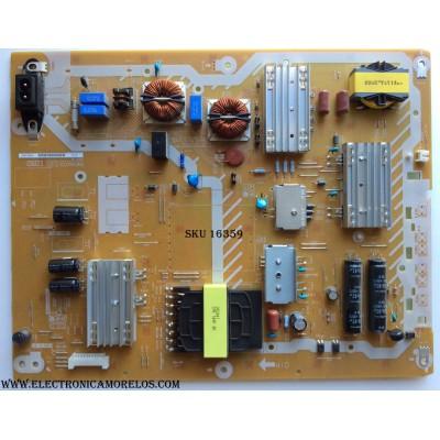 FUENTE DE PODER / PANASONIC TNPA6072CG / TNPA6072 / MODELO TC-65CS550U / PANEL V650HP1-LD1 REV.B6