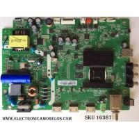 MAIN / INSIGNIA T8-UX38029-MA200AA / WAF7502488 / V8-UX38001-LF1V208 / 40-UX38M0-MAH2HG / MODELO NS-32DR310NA17 / PANEL LVW320CSDX E26 V42