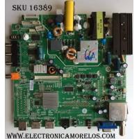 MAIN / QUASAR 510-150319046 / 510-150319046-01302 / 303C3241074 / SSDV3241-ZC01-01 / SIS288/289 / MODELO SQ3203M / PANEL LSC320AN02
