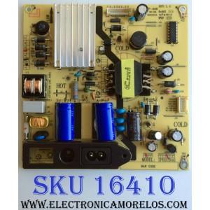 FUENTE DE PODER / TCL 81-PBE040-G93 / IPE07R41 / CCP-508 / IPE07R21D / PANEL LVF400SS0T E9 V1 / MODELOS 40FDZ700 / 40FD2700LBAA / 40FD2700 40FD2700LBAA