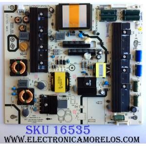 FUENTE DE PODER / 166726 / 166725 / RSAG7.820.5436/ROH / HLP-4660WE / CQC03001003024 / PANEL´S MT5461D01-1 / MT5461D01-3 / MODELO 55T880UW