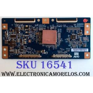 T-CON / INSIGNIA 55.46T04.C09 / 5546T04C09 / T315HW05 V0/V1 / 31T12-C04 / PARTE SUSTITUTA 55.42T09.C07 / 5542T09C07 / PANEL`S T460FBE1-KA BJ01 / T460HW04 V.4 / MODELOS LE46S704 / NS-46E570A11