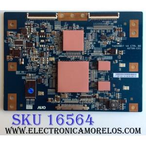 T-CON / INSIGNIA 55.31T12.C04 / 5531T12C04 / T420HW07 V2 / 42T09-C01 / PANEL T315HW05 V.2 / MODELO NS-32E570A11