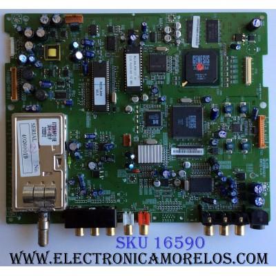 MAIN / LG 6871VMMQ09A / 6870VM0414D (0) / PANEL LC201V02 (A3)(K1) / MODELOS RU-20LA61 / L20V36