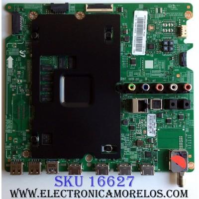 MAIN / SAMSUNG BN94-10483E / BN41-02344D / BN97-10841A / PANEL CY-GJ075HGLV3H / MODELOS UN75JU641DFXZA / UN75JU641DFXZA UD02