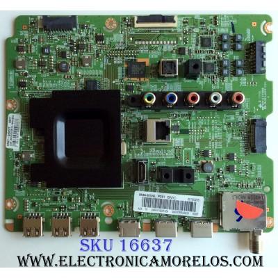 MAIN / SAMSUNG BN94-08192L / BN97-08922T / BN41-02157B / PANEL CY-VH065DSLV2H / MODELO UN65H7150AFXZA TH01