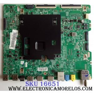 MAIN / SAMSUNG BN94-11230Q / BN97-10651A / BN41-02528A / MODELO UN65KU6300FXZA