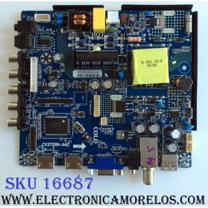 MAIN / FUENTE (COMBO) / ATVIO CV3700H-A42 / BJM1-132082-3T2G / SMTATV323T062CH405 / MODELO ATV-32SM