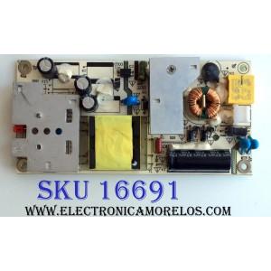 FUENTE DE PODER / DAEVOO / RCA / LK-SP104804A / CQC04001011196 / RE46LK0400 / MO22090005 / PANEL V236H1-LE4 REV.C1 / MODELOS LED22B45RQD / LED24A45RQ / LED24C45RQD / LED24C45RQ 2504-LE24C45-A1