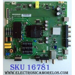 MAIN / FUENTE (COMBO) / VIZIO 3200374921 / TP.MS3553.PB763 / H17082188 / H17082177 /  320021039901005 / 2025A001A0 / 2097A586B0 / PANEL BOEI430WU1 8N17A09 / MODELO D43n-E4 LHBFVNKT