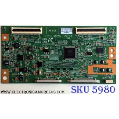 T-CON / ELEMENT LJ94-26097B / 26097B / 12YR_S128BMB3_4C4LV0.1 / PANEL S42AX-YD13 / MODELOS SC402GS / ELDFT406