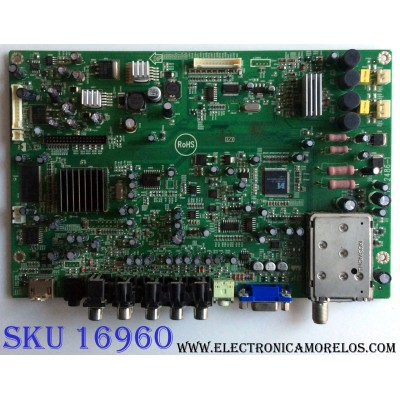 MAIN / AOC 7Z4KQD / CBPF7Z4KQD / 715T2486-1 / 715T2486-H  / PANEL T315XW02 V.D / MODELO L32W761