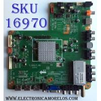 MAIN / RCA 46RE01TC709LNA0-A1 / T.RSC7.9D / 10331 / 20101016114055 12V / E244058 / PANEL V420H2-L01 / MODELO LED42A45RQ