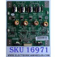 LED DRIVER / RCA RE3342B050 / AY42LD-04S02 / 3BD0004118 / PANEL V420H2-L01 / MODELO LED42A45RQ
