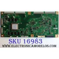 T-CON / SONY 6871L-5020A / 5020A / LC550AQP-GKA5 / 6870C-0708A  PANEL LC650AQP (GK)(A5) / MODELO XBR-65A1E