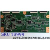 T-CON / 55.64T02.C05 / 64T02-C03 / T645HW02 / 5564T02C05 / PANEL T650FBE1-LA/ MODELO UN65C6500VFXZA DB02