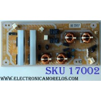 SUB FUENTE DE PODER / PANASONIC N0AE6KL00019 / MPF6916 / PCPF0292 / MPF6916A / PANEL MC165FJ1531 / MODELOS TC-P65GT50 / TC-P65VT50 / TC-P65VT60 / TC-P65ZT60 / TC-P60ZT60