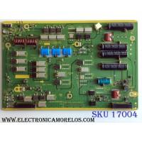X-SUS / PANASONIC TXNSS1QYUU / TNPA5648 / PANEL´S MC165FJ1531 / MC165FJ1541 / MODELOS TC-P65GT50 / TC-P65VT50