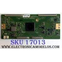 T-CON / SONY 6871L-4014D / 6870C-0562A / 4014D / LC650E0L-SHP2 / PANEL YD5S650HTG01 / MODELO XBR-65X900C