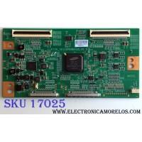T-CON / UPSTAR LJ94-24348G / 24348G / K726_SD120PBMB4C6LV0.0 / PANEL LTA430HW02 / MODELO P43EWX