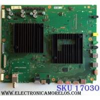 MAIN / SONY OLED A-2197-284-A / A2197284A / 1-983-249-21 / A2197284A 120A / A2197284A 120B / PANEL LE550AQP (EL)(A1) / MODELO XBR-55A8F
