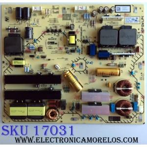 FUENTE DE PODER / SONY 1-474-722-11 / 1-983-477-12 / 1-983-477-13 / Z01P422--POW / 18118964 / APS-422(CH) / APS-422 / MODELOS XBR-55A8F / XBR-65A8F / ESTOS DOS NUMEROS SON COMPATIBLES 147472211 / 1-474-722-11 / 1-474-722-12 / 147472212