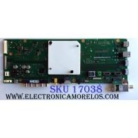 MAIN / SONY A-2165-797-A / A2165796A 630I / 1-981-326-12 / A2165796A / 173633712 / PANEL V550QWSE09 / MODELOS XBR-55X800E / XBR-43X800E / XBR-49X800E