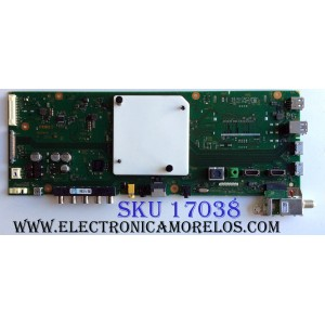 MAIN / SONY A-2165-797-A / A2165796A 630I / 1-981-326-12 / (173633712) / A2165796B 630K / 1-981-326-13 / (173633713) / PANEL V550QWSE09 / MODELOS XBR-55X800E / XBR-43X800E / XBR-49X800E