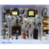 FUENTE DE PODER / UPSTAR KW-LCP416001A / E150742 / PCB-003 / PANEL LC320WXN / MODELO P32ETW