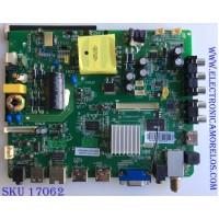 FUENTE / MAIN (COMBO) / WESTINGHOUSE /WE-M15106 / 890-M00-07N16 / ST6308RTU-AP1 / PANEL T430HVN01.0 / MODELO WD43FC2380 TW-01801-A043A