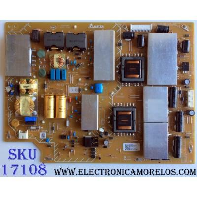 FUENTE DE PODER / SONY 1-474-614-11 / 147461411 / APDP-330A1 / 2955020406 / G1D APDP-330A1 A / PANEL YD5S650HTG01 / YD5S550HTG01 / MODELOS XBR-55X900C / XBR-65X900C / XBR-75X910C