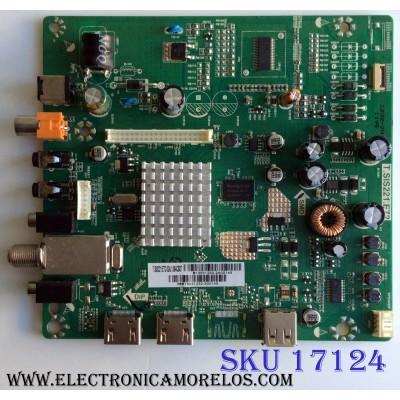 MAIN / FUENTE (COMBO) / WESTINGHOUSE B13031232 / T.SIS221.E72 / 38B13031232 / T.SIS221.E72-32A.1.08-CS0T / E254215 / CQCP145 / TA332012BB070612Y1SF / PANEL ST3151A05-1 VER.2.3 / MODELO UW32S3PW TW-69921-U032J