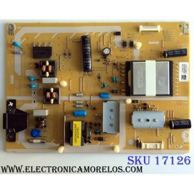 FUENTE DE PODER / PANASONIC TXN/P1UBUU / TNP4G532 / 50120935150A / PANEL V500HJ1-LE2 REV.C1 / MODELO TC-L50EM5