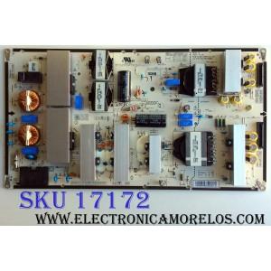 FUENTE DE PODER / LG OLED EAY64749001 / EAX67858001 (1.6) / 64749001 / LGP55C8-180P / PANEL LE550AQD (EL)(A3) / MODELO OLED55C8PUA.BUSWLJR