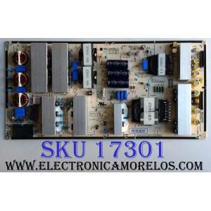 FUENTE DE PODER / LG EAY64748901 / EAX67914301 (1.6) / 64748901 / 3PCR02260A / CCP-508SW / REV 1.0 / PSOL-L751A / PANEL LE650AQD (EL)(A3) / MODELOS OLED65C8PUA BUSJWLJR / OLED65C8PUA