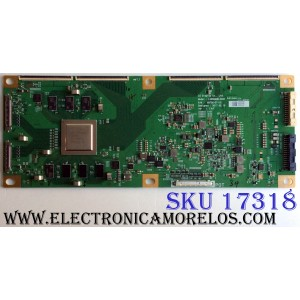 T-CON / LG 6871L-5335A / 6870C-0711C / LC650AQD-EKA1 / 5335A / PANEL LC650AQD (EK)(A4) / MODELOS OLED65B7A-U BUSYLJR / OLED65B7P-U BUSYLJR