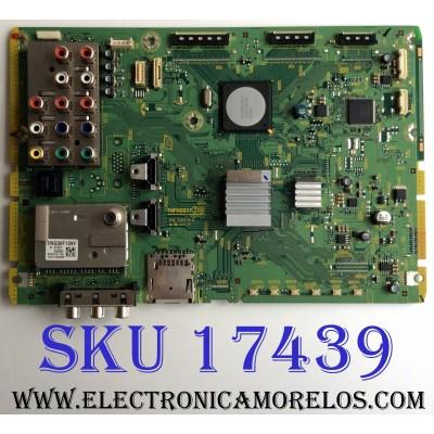 MAIN / PANASONIC TXN/A1LNUUS / TNPH0831 / TNPH0831AV / TXN / A1LNUUS / PANEL MC127H36U13 / MODELO TC-P50C2